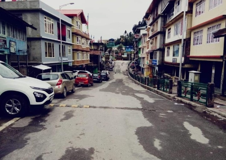 Ravongla, South Sikkim