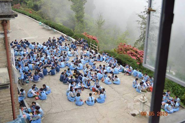 Loreto Students