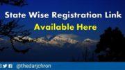 Statewise Registration