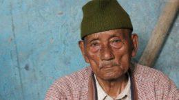 Capt. Amber Singh Gurung (Retd) World War - II Veteran