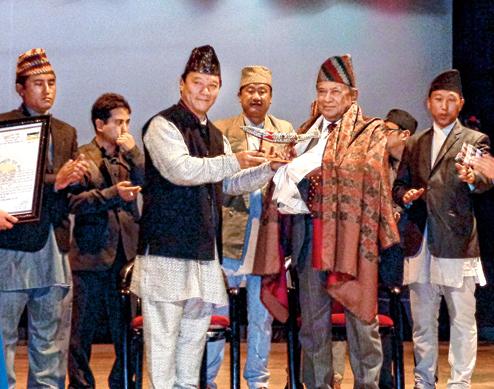 Nar Bahadur Bhandari