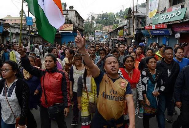 Gorkha ST Status Demand