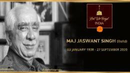 Jaswant Singh - LestWeForget