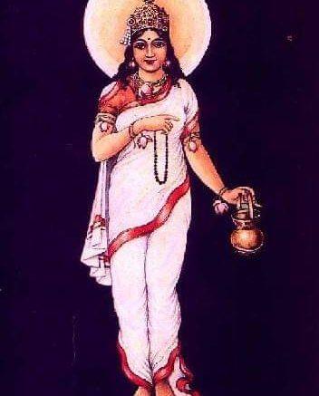 Durga Puja - BRAHMACHARINI