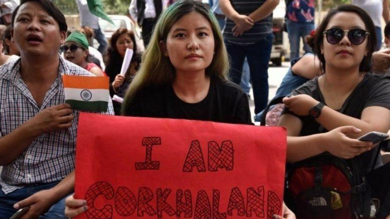Gorkhaland People