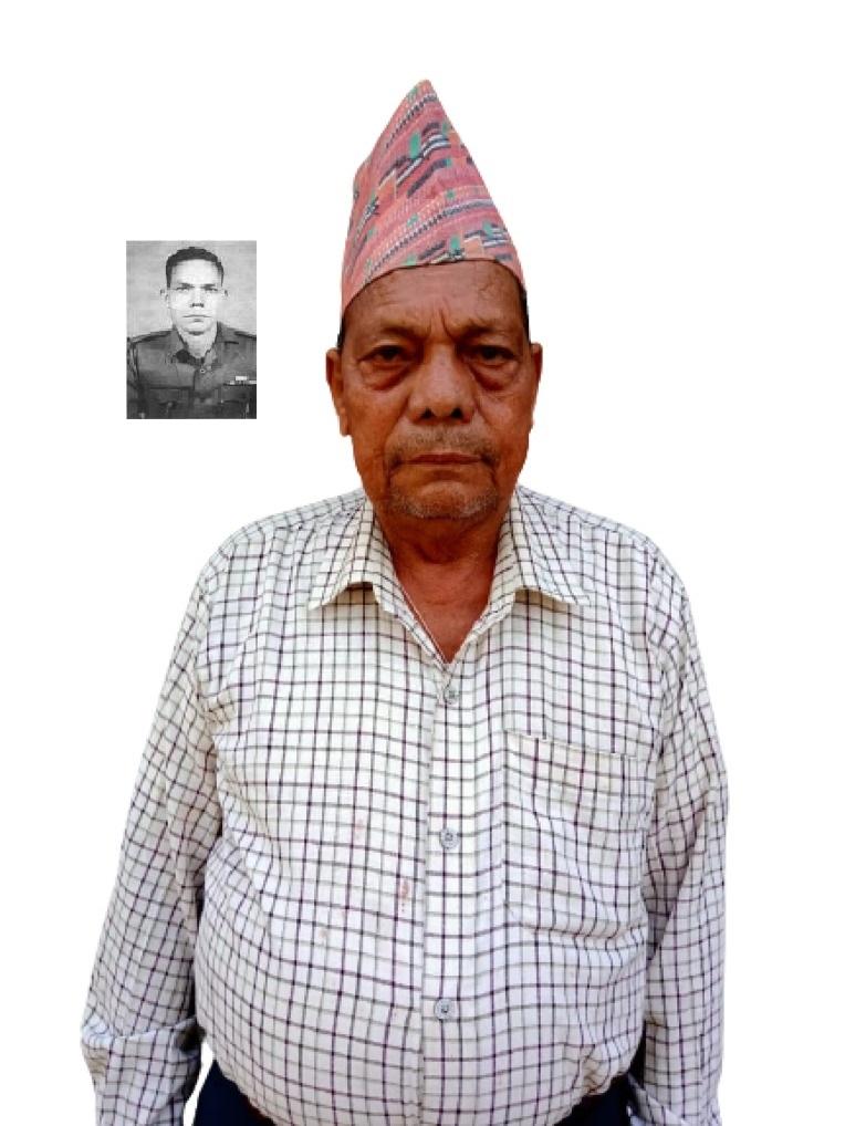 Lnc Hav Dil Bahadur Chhetri MVC